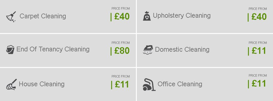 hammersmith best value for cleaning